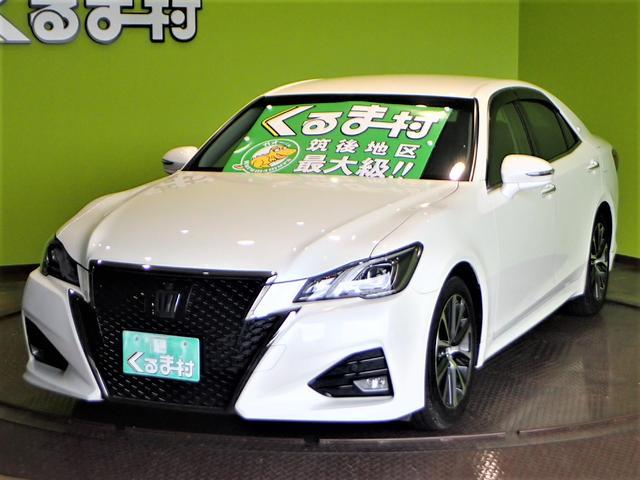 トヨタ アスリートS-T SDマルチ プリクラッシュ アイドリングS