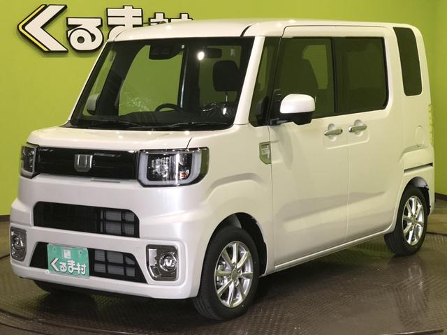 「ダイハツ」「ウェイク」「コンパクトカー」「福岡県」の中古車