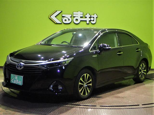 トヨタ S フルセグSDナビ LED