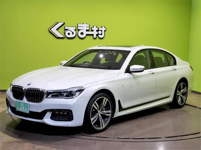 BMW 740i Mスポーツ フルセグナビ サラウンドビュー SR