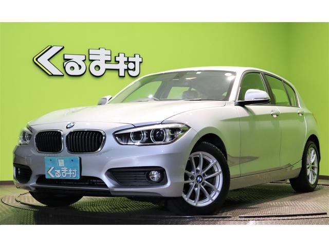 BMW 118iターボ HDDナビ 16AW LED ワンオーナー車