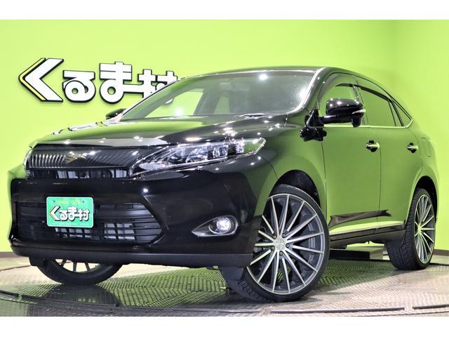 トヨタ エレガンス 9型フルセグナビ ハーフレザーROJAM22AW