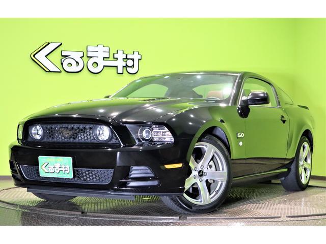 フォード マスタング V8 5.0GT プレミアム 茶革シートヒーター 19AW ディーラー車 V型8気筒 純正CDオーディオ USB バックカメラ 茶革パワーシート&ヒーター キーレス ETC クルーズコントロール キセノンライト 革巻ステア ETC 19AW 6AT