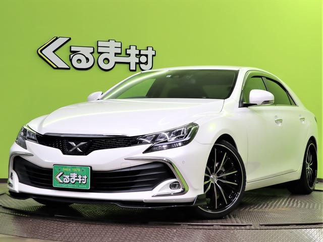トヨタ 250G/TSS/新品20AW&車高調 フルセグSDナビ/Bカメラ/レーダークルーズ/PCS/LDA/Pシート/スマートキー/ETC/ドラレコ/Fリップスポイラー/LED&フォグ/ミラーウィンカー/新品車高調&アネーロ20AW/6AT