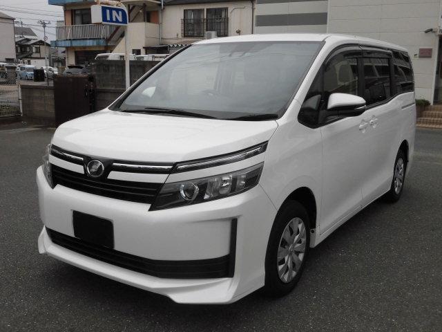 トヨタ X 半年5000K保証 セーフティセンス ナビTV