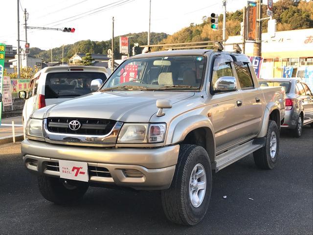 「トヨタ」「ハイラックススポーツピック」「SUV・クロカン」「福岡県」の中古車