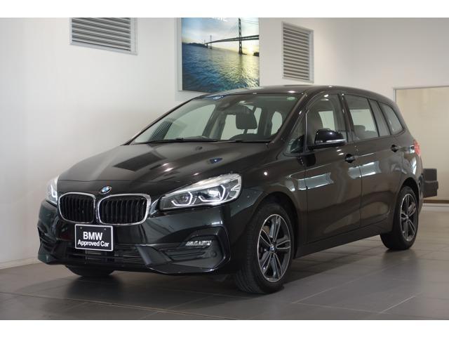 2シリーズ(BMW) 218dグランツアラー スポーツ シートヒーター 電動トランク 中古車画像