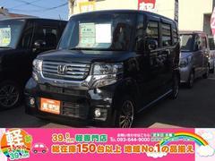 N BOXカスタムターボ SS PKG ナビ TV 軽自動車 インパネCVT