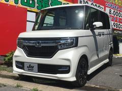 N BOXカスタムG・Lターボホンダセンシング ナビ シートカバー