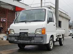 サンバートラックJA 4WD 6速マニュアル エアコン