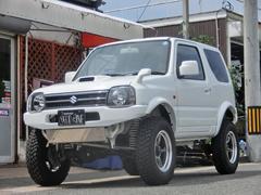 ジムニーXG 4WD 5MT リフトアップ 社外アルミ キーレス