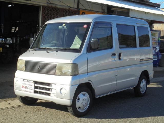三菱 ミニキャブバン CS 5MT エアコン