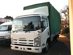 エルフトラック2tワイド ディーゼル ホロ ETC