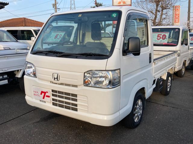 ホンダ アクティトラック 2WD 三方開 MT5速 HDDナビ 社外12AW ETC