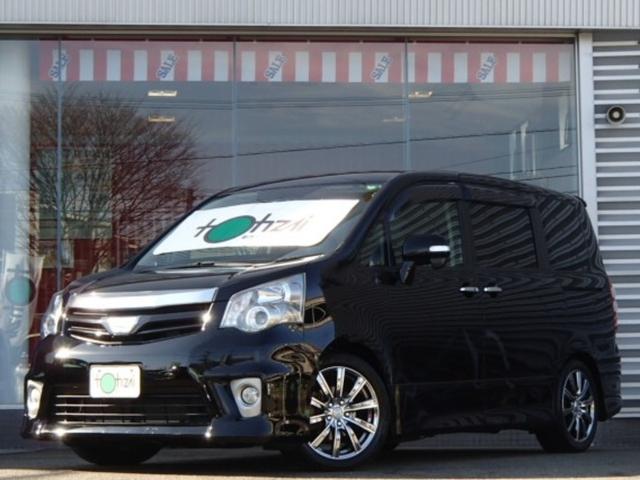 トヨタ Siレイッシュ後期SDナビフルセグRモニタ両側自動2年保証付
