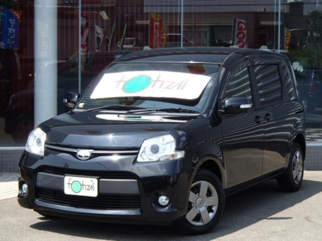 トヨタ DICE-G SDナビTV BカメラHID自動ドア2年保証付