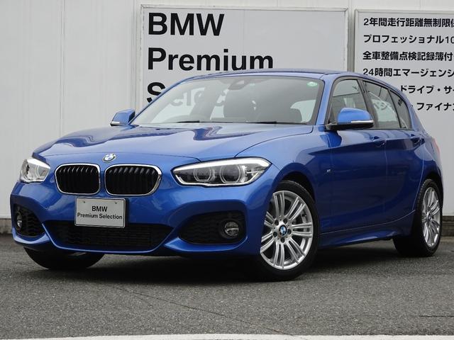 BMW 118i Mスポーツ パーキングサポート デモカー