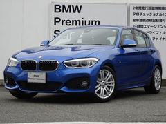 BMW118i Mスポーツ パーキングサポート デモカー