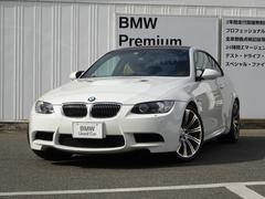 BMWM3クーペ 左ハンドル カーボンルーフ 純ナビ PDC