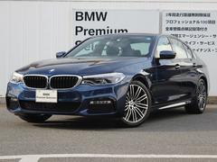 BMW530i Mスポーツ ブラックレザー デモカー