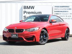 BMWM4クーペ アダプティブMサスペンション 19インチAW