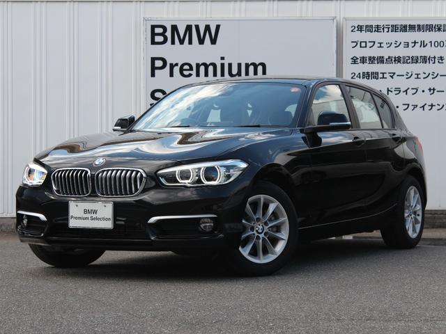 BMW 118d スタイル コンフォートP パーキングサポート
