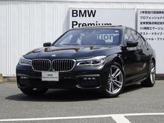 BMW740i Mスポーツ 電動ガラスサンルーフ デモカー