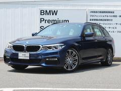 BMW523d Mスポーツ デビューパッケージ レザーシート