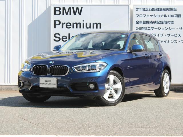BMW 118d スポーツ パーキングサポートPKG デモカー