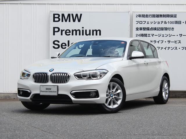 BMW 118i スタイル パーキングサポートPKG デモカー