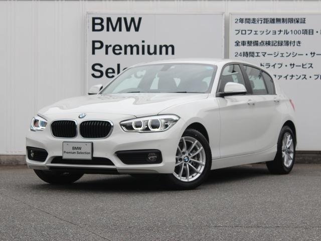 BMW 118i レンタアップ車 2018年モデル タッチナビ 禁煙
