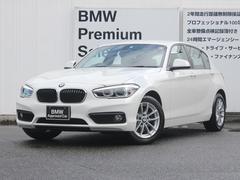 BMW118i プラス&パーキングサポートP ワンオーナー禁煙