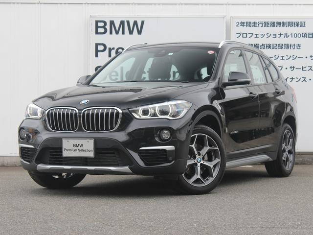 BMW xDrive 18d xライン 弊社デモカー コンフォートP