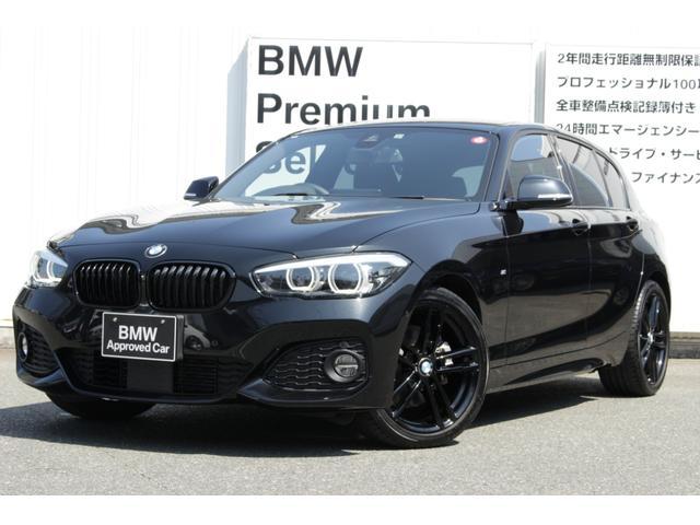 BMW 118d Mスポーツ エディションシャドー 黒レザー ACC