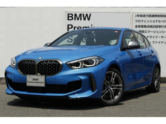 BMW M135i xDrive 弊社デモカー 電動トランク ACC