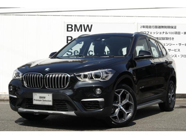 BMW sDrive 18i xライン コンフォートパッケージ i-Driveナビゲーション バックカメラ PDCセンサー USB/Bluetoothオーディオ