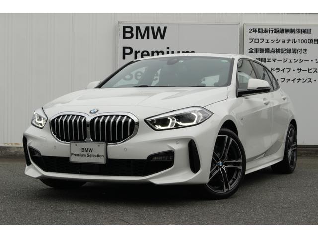 BMW 118i Mスポーツ レンタアップ ビジョンパッケージ ナビパッケージ コンフォートパッケージ 18インチAW パノラマ・サンルーフ Hi-Fiスピーカー・サウンドシステム