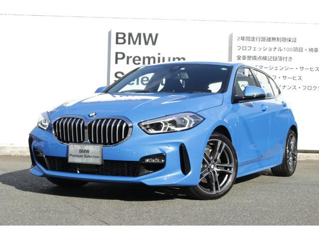 BMW 118i Mスポーツ レンタアップ 認定中古車2年保証付 純正ナビ バックカメラ 障害物センサー 純正18インチAW ヘッドアップディスプレイ アダプティブLEDヘッドライト 後退アシスト