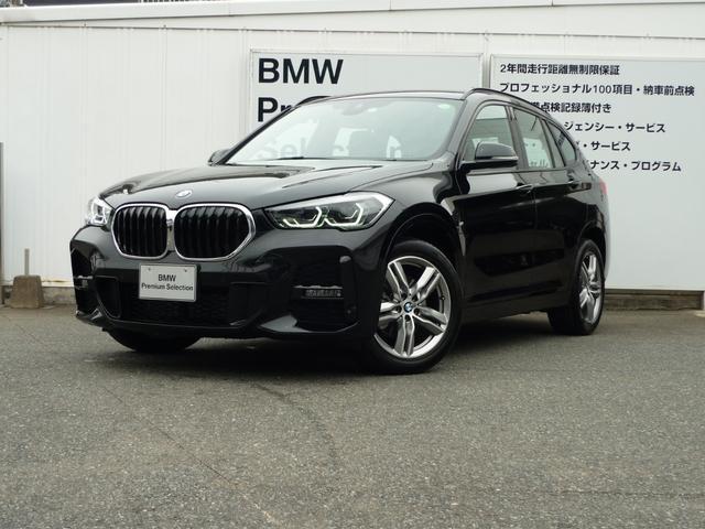 BMW xDrive 18d Mスポーツ 18インチAW デモカー 純正HDDナビゲーション バックカメラ PDCセンサー LEDヘッドライト USB/Bluetoothオーディオ