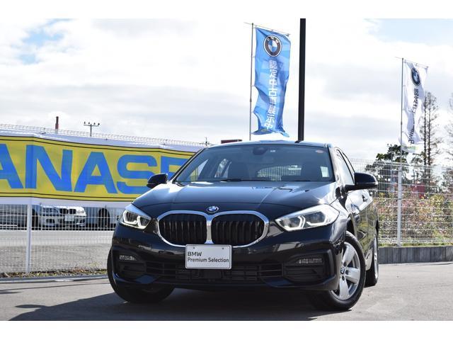 BMW 118d プレイ エディションジョイ+ HDDナビゲーション 純正16インチアルミホール バックカメラ 障害物センサー 駐車サポートシステム スマートキー 運転席電動シート 電動トランクゲート 認定中古車2年保証 メンテナンスパック付き 弊社元試乗車