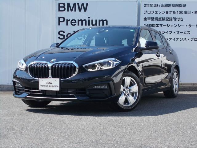 BMW 118d プレイ エディションジョイ+ HDDナビゲーション バックカメラ 障害物センサー スマートキー ETC LEDヘッドライト 16インチAW 運転席パワーシート 認定中古車 2年メーカー保証付  後退アシスト 駐車サポート