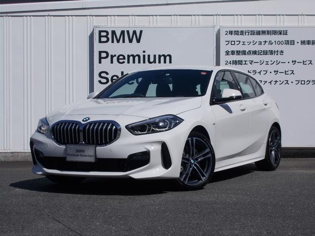 BMW 1シリーズ 118d Mスポーツ エディションジョイ+ 認定中古車全国1年保証付 AIS車両品質評価書付 純正ナビ バックカメラ スマートキー 純正18インチAW ストレージパッケージ 追従式クルーズコントロール 電動トランク