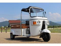日本エレクトライク 電気3輪自動車 ウッド使用
