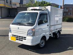 キャリイトラック冷蔵 冷凍 移動販売車 4WD