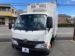 ダイナトラック冷蔵・冷凍車(−22℃)