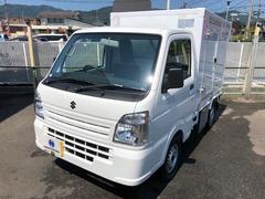キャリイトラック冷凍 冷蔵 新車保証付き サイドドア −5℃