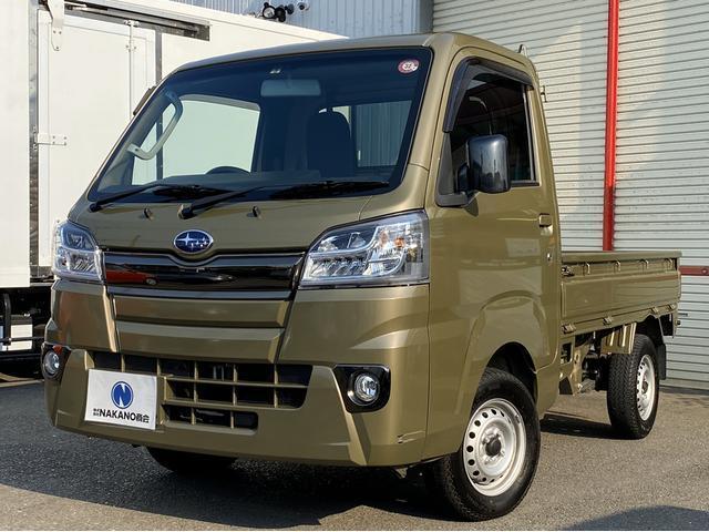 スバル 低温、冷凍車に架装出来ます。 TC 4WD