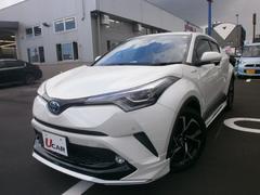 C−HRG 三菱認定中古車保証付 スマートキー アイドリングストップ