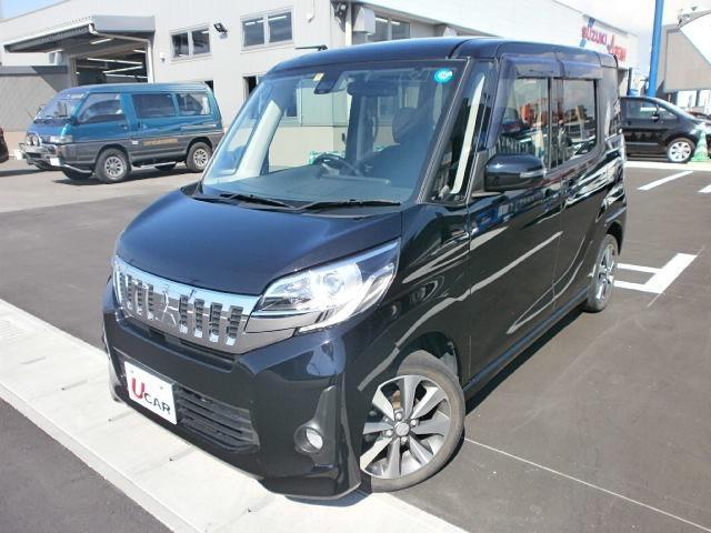 三菱 カスタムT e-アシスト 三菱認定中古車保証付
