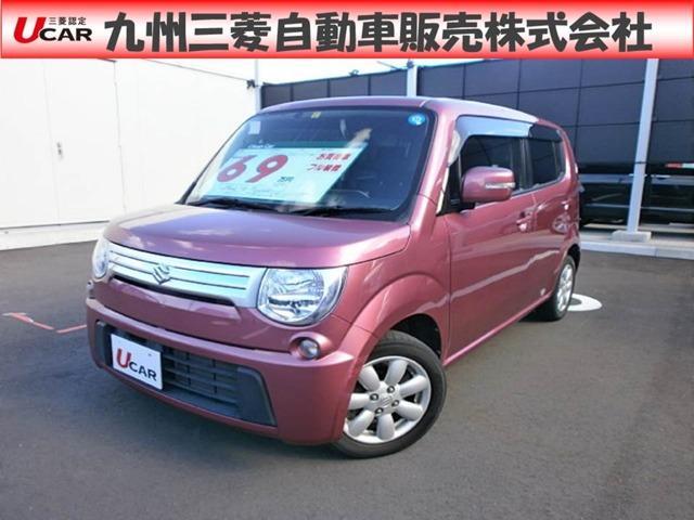 スズキ Xセレクション 三菱認定中古車保証 バックカメラ